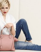 Michelle Williams imagen Louis Vuitton