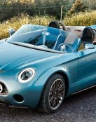 Mini Superleggera Vision, un descapotable irresistible