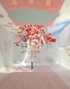 El arte de Yuken Teruya en bolsas