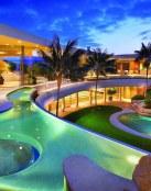 Increíbles piscinas en casas de lujo