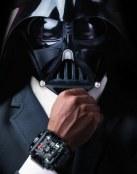 Darth Vader y su reloj más lujoso