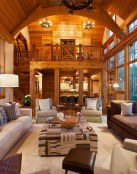 Interior de la mansión de Jerry Seinfeld