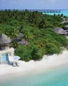 Six Senses en la Maldivas