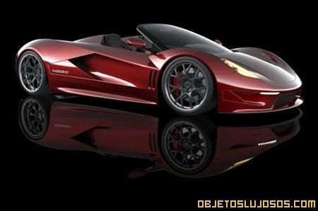 Auto más veloz del mundo