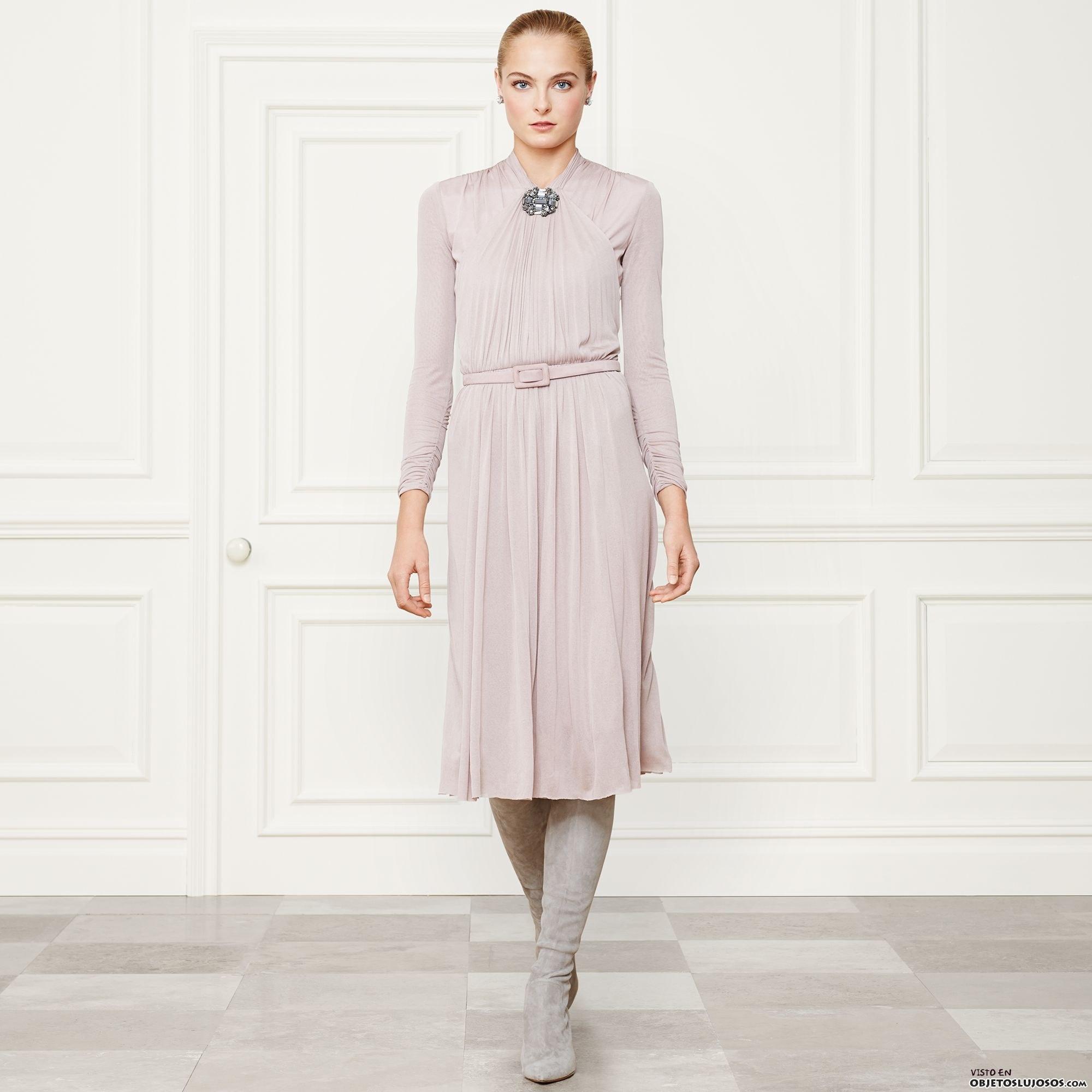 vestido corto Ralph Lauren
