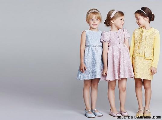 vestidos de colores pastel