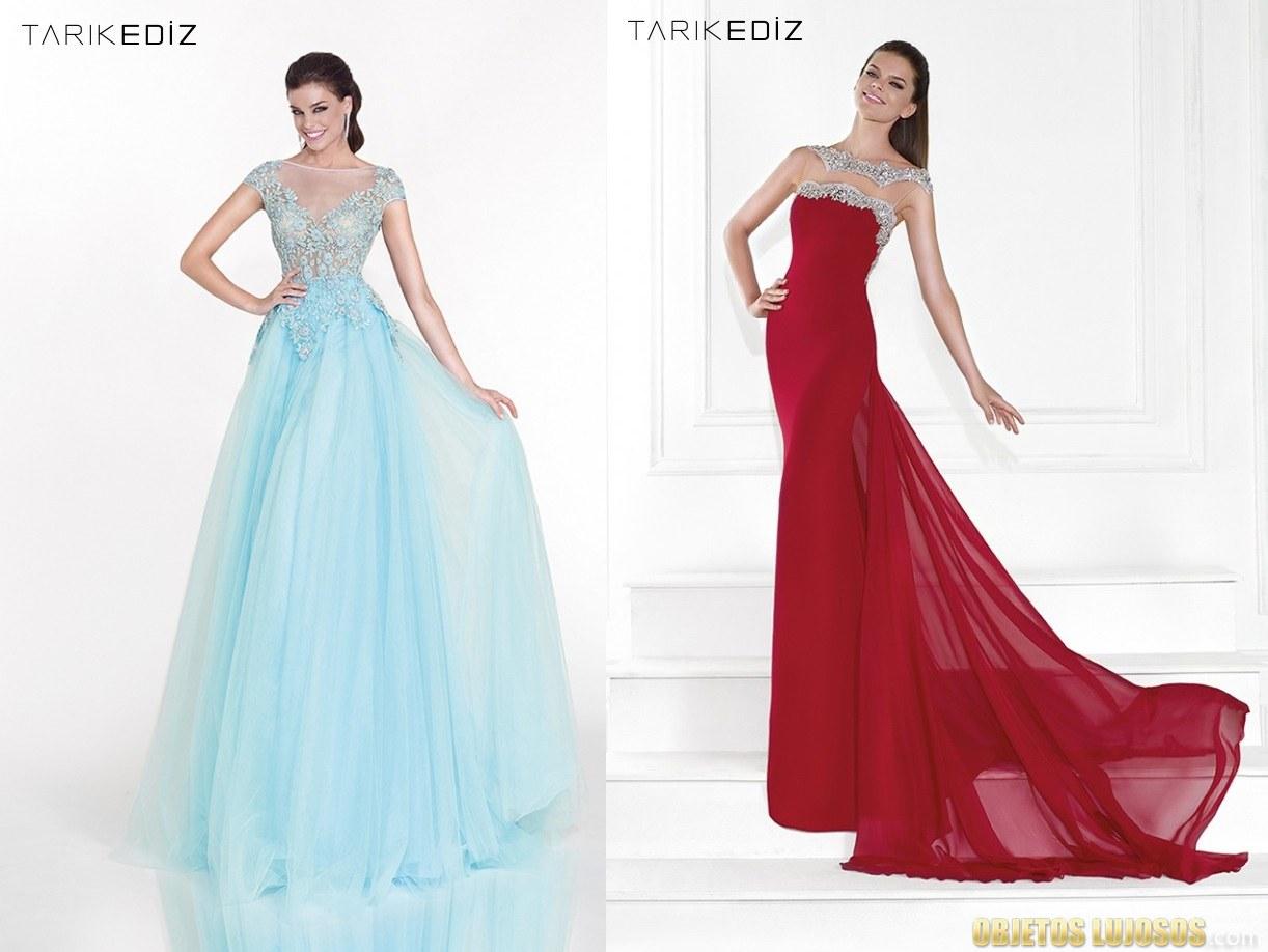 vestidos de boda tarik ediz