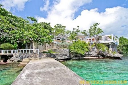 Villa en la costa del Mar Caribeño