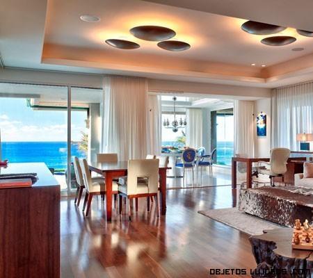 La villa más lujosa del caribe: viviana