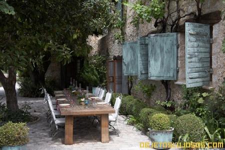 Villas de los famosos david lean for Villas francesas