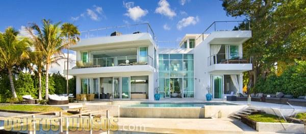 Villa Valentina, un entorno muy moderno