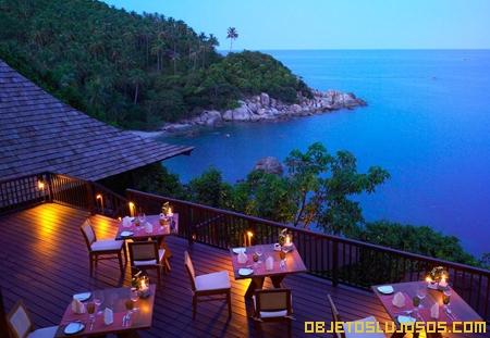 Villa Spa de lujo en Tailandia