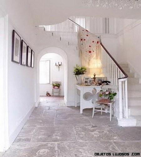 Viviendas con estilo georgiano - Casas estilo romantico ...
