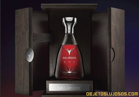 Bebida ultra lujosa: Whisky Dalmore