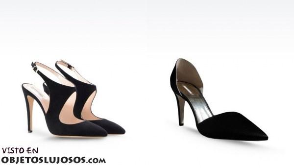 Zapatos Giorgio Armani para el 2015
